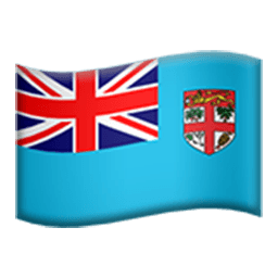 Flag Of Fiji Emoji