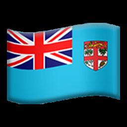 Flag Of Fiji Emoji