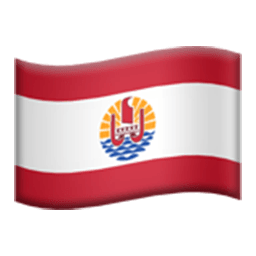 Flag Of French Polynesia Emoji