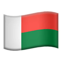 Flag Of Madagascar Emoji