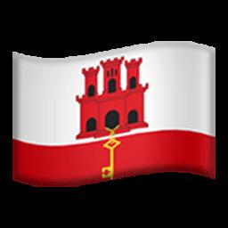 Flag Of Gibraltar Emoji