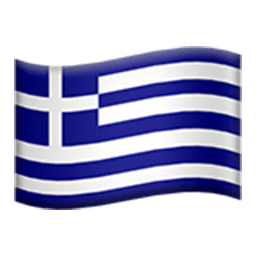 Flag Of Greece Emoji