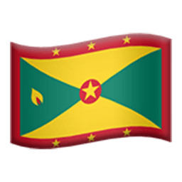 Flag Of Grenada Emoji
