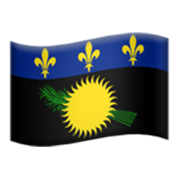 Flag Of Guadeloupe Emoji
