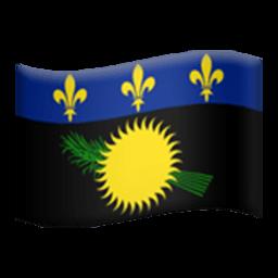 Flag Of Guadeloupe Emoji