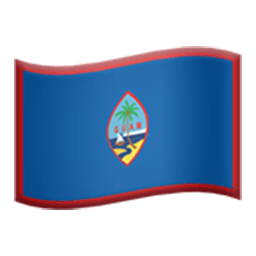 Flag Of Guam Emoji