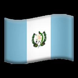 Flag Of Guatemala Emoji