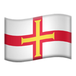 Flag Of Guernsey Emoji