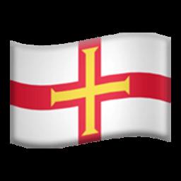 Flag Of Guernsey Emoji
