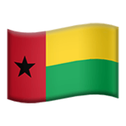 Flag Of Guinea-bissau Emoji