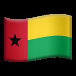 Flag Of Guinea-bissau Emoji