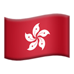 Flag Of Hong Kong Emoji