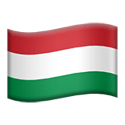 Flag Of Hungary Emoji