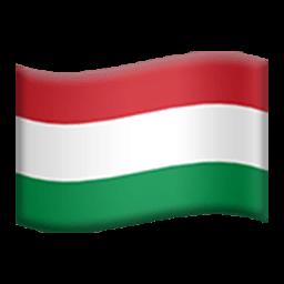 Flag Of Hungary Emoji