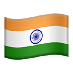 Flag Of India Emoji