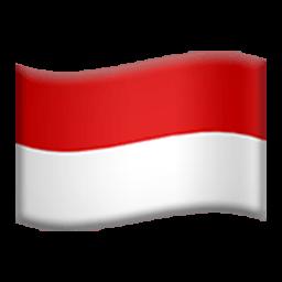Flag Of Indonesia Emoji