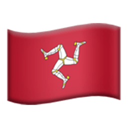 Flag Of Isle Of Man Emoji