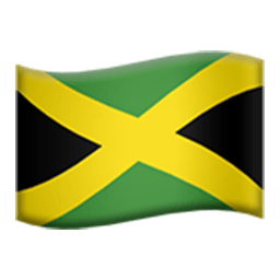 Flag Of Jamaica Emoji