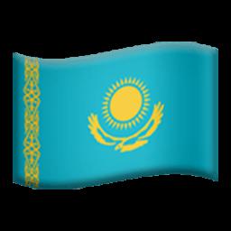 Flag Of Kazakhstan Emoji