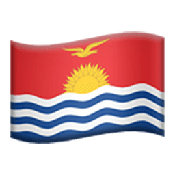 Flag Of Kiribati Emoji