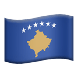 Flag Of Kosovo Emoji