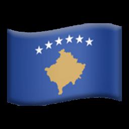 Flag Of Kosovo Emoji