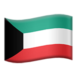Flag Of Kuwait Emoji
