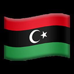 Flag Of Libya Emoji