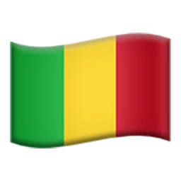 Flag Of Mali Emoji