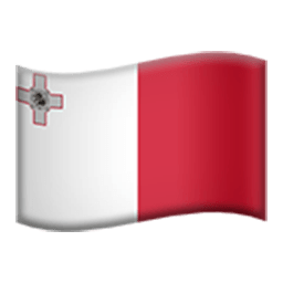 Flag Of Malta Emoji