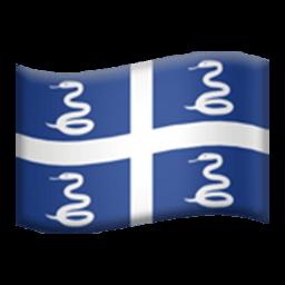 Flag Of Martinique Emoji