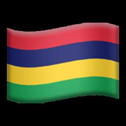 Flag Of Mauritius Emoji