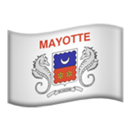 Flag Of Mayotte Emoji