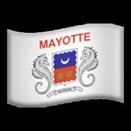 Flag Of Mayotte Emoji