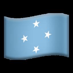 Flag Of Micronesia Emoji
