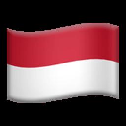 Flag Of Monaco Emoji