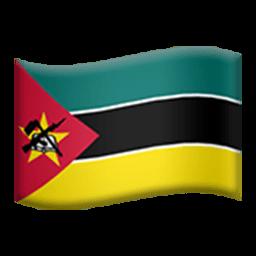 Flag Of Mozambique Emoji