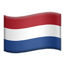 Flag Of The Netherlands Emoji
