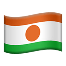 Flag Of Niger Emoji