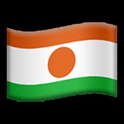 Flag Of Niger Emoji