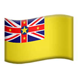 Flag Of Niue Emoji