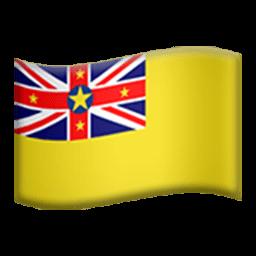 Flag Of Niue Emoji