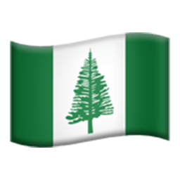 Flag Of Norfolk Island Emoji
