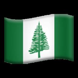Flag Of Norfolk Island Emoji