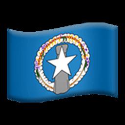 Flag Of Northern Mariana Islands Emoji