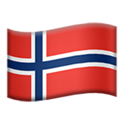 Flag Of Norway Emoji