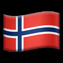 Flag Of Norway Emoji