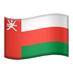Flag Of Oman Emoji