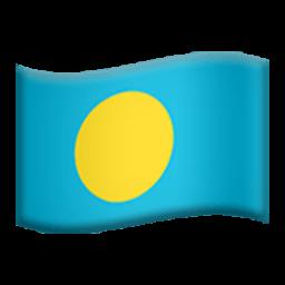 Flag Of Palau Emoji
