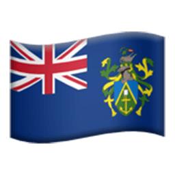 Flag Of Pitcairn Emoji